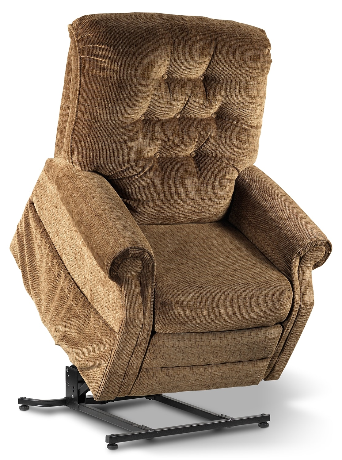 boost power lift recliner light brown - Electric Recliner Chairs