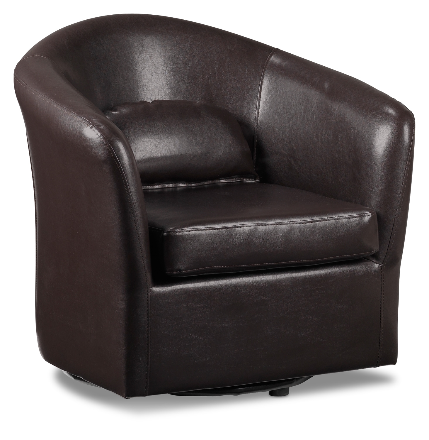 Club chairs swivel on tucker upholstery swivel chair leon s