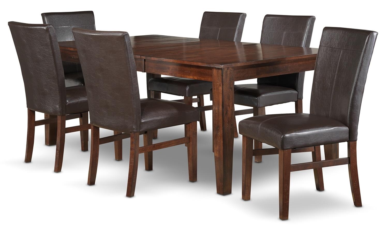 Kona 7 Piece Dining Room Set