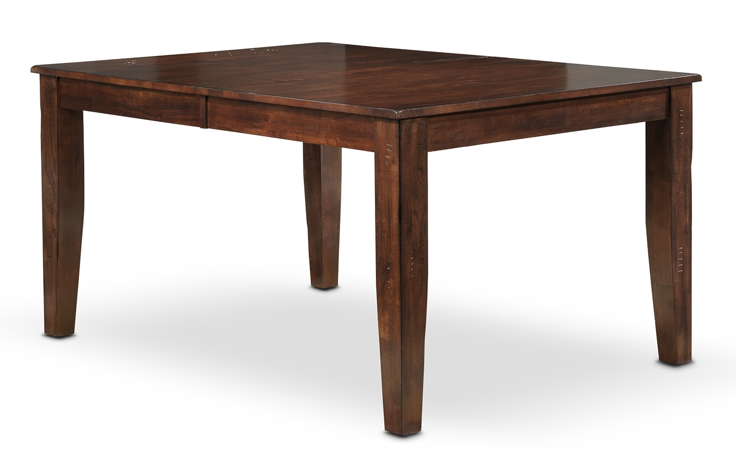 Dining Room Furniture - Kona Table - Dark Oak