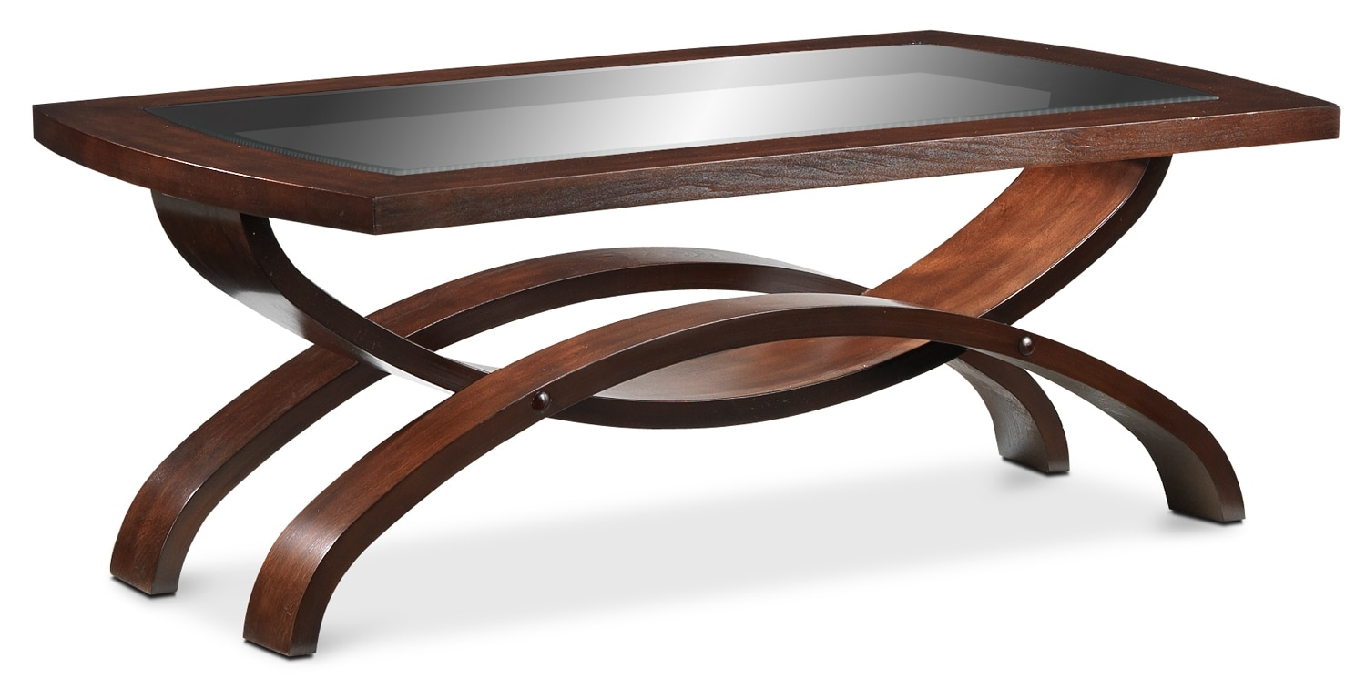 Accent and Occasional Furniture - Barton Coffee Table