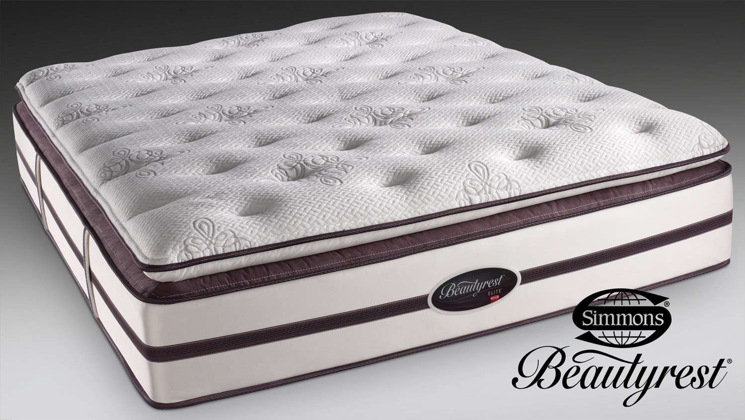 And box spring serta perfect sleeper winslet queen plush for Mattress set sale