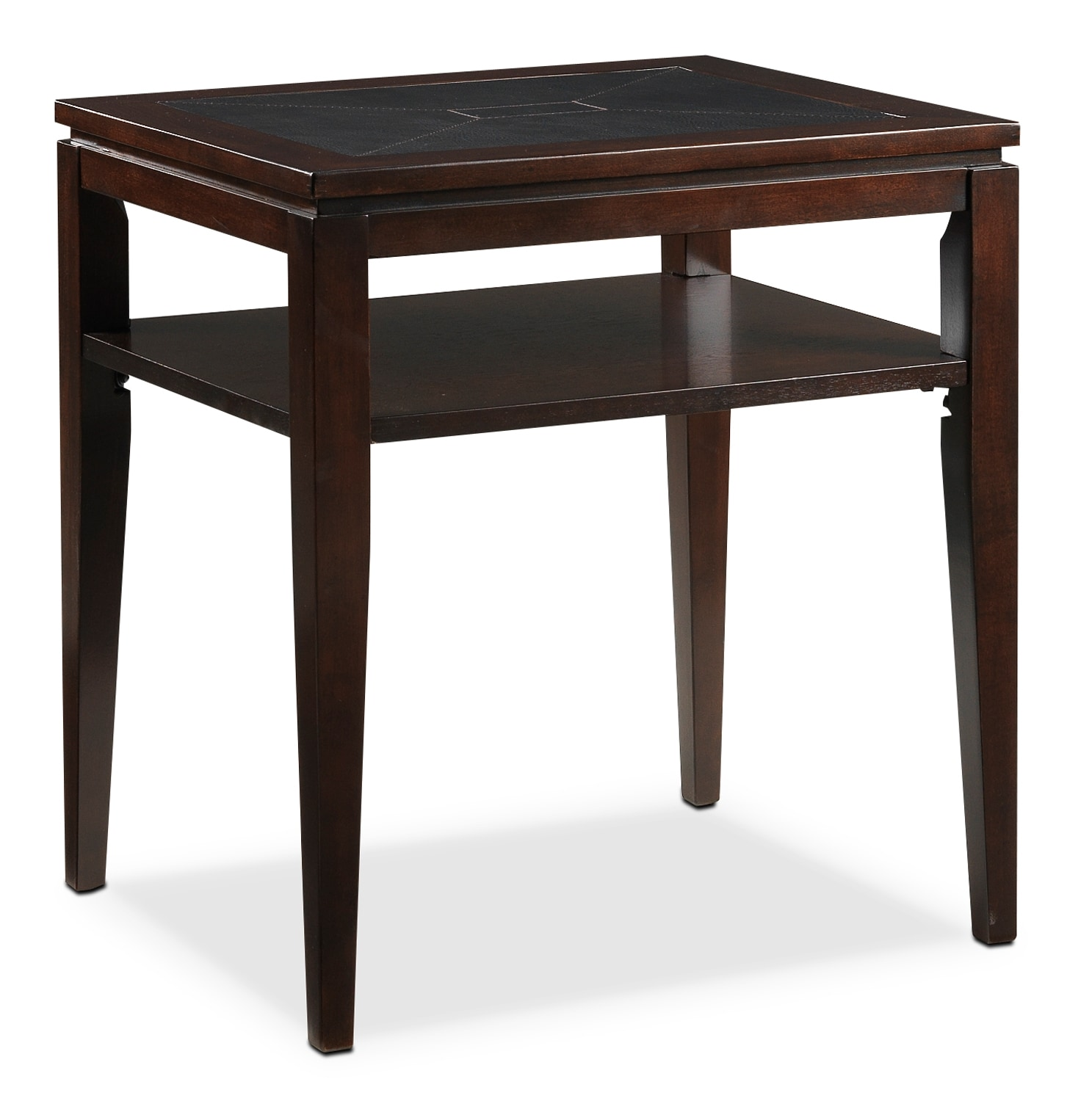 Accent and Occasional Furniture - Coffee Bean End Table