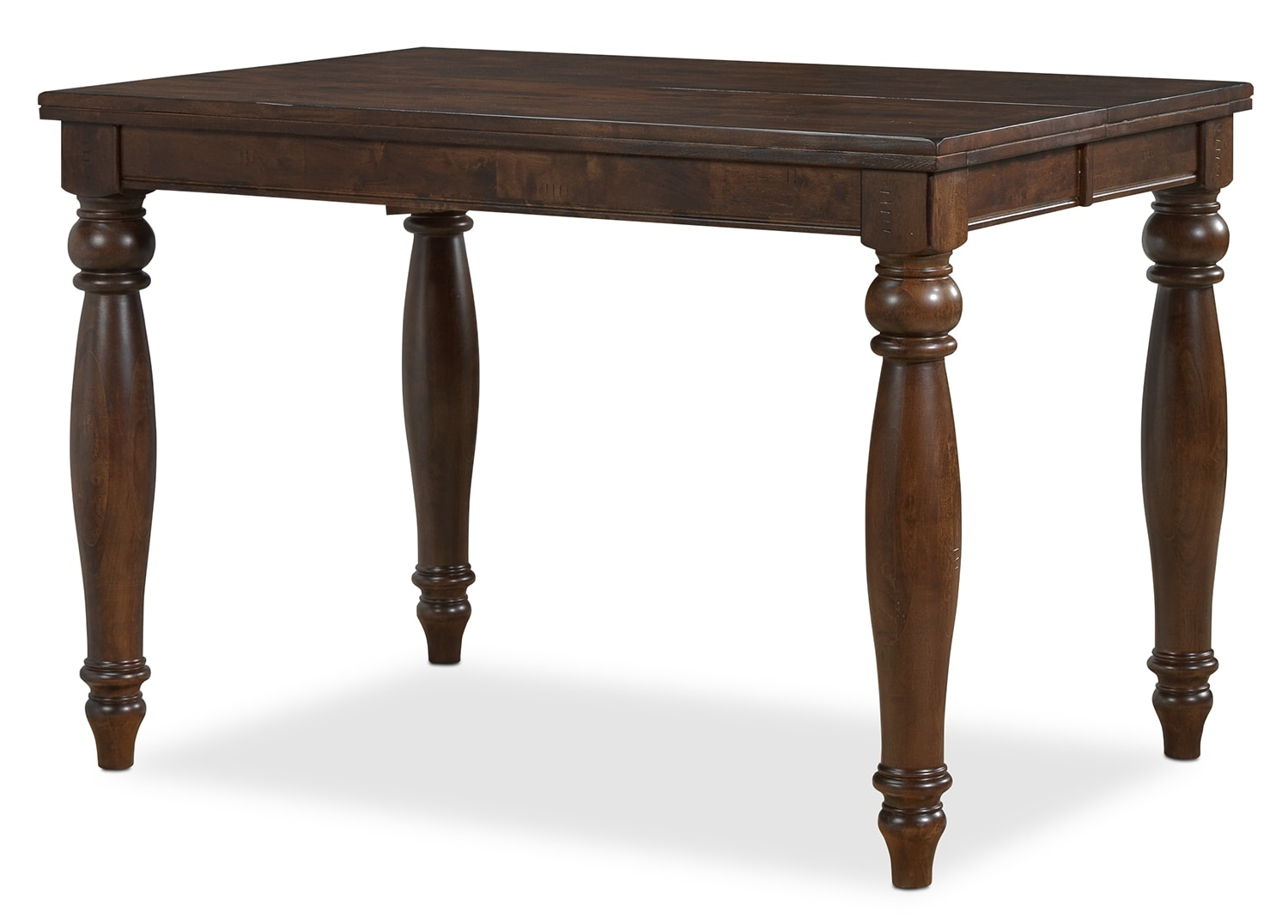 Dining Room Furniture - Kingstown Pub Table - Chocolate