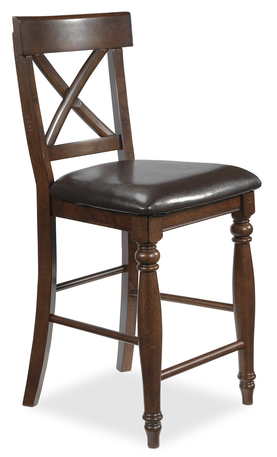 Kingstown Pub Chair - Chocolate