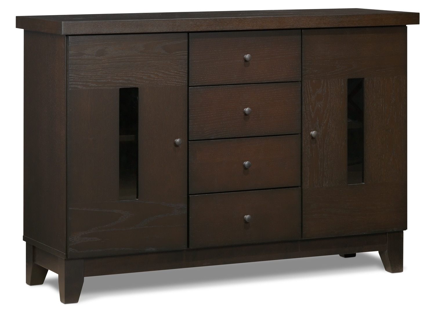 Dining Room Furniture - Grethell Server - Espresso