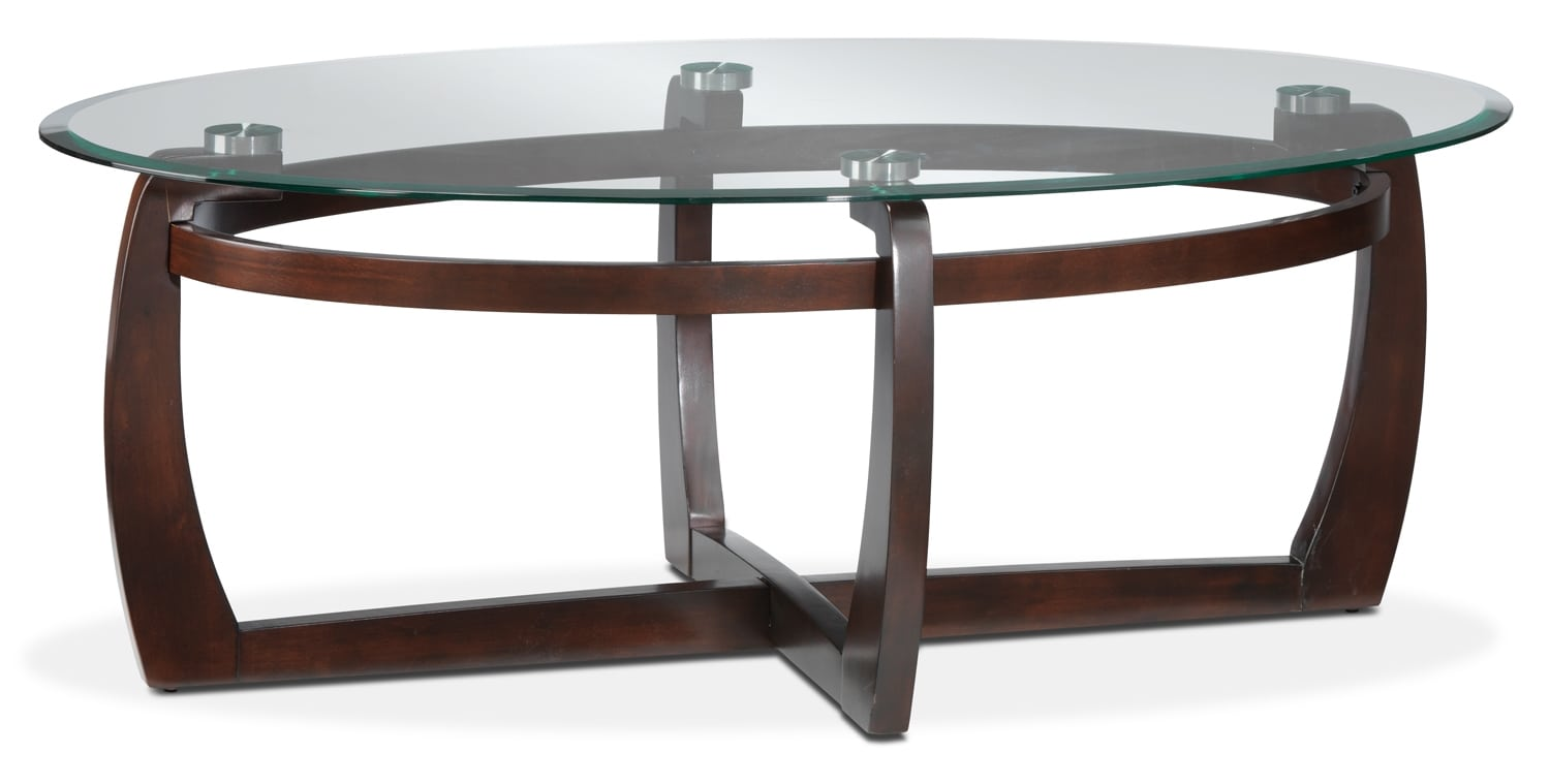 Jillian Table de centre - expresso