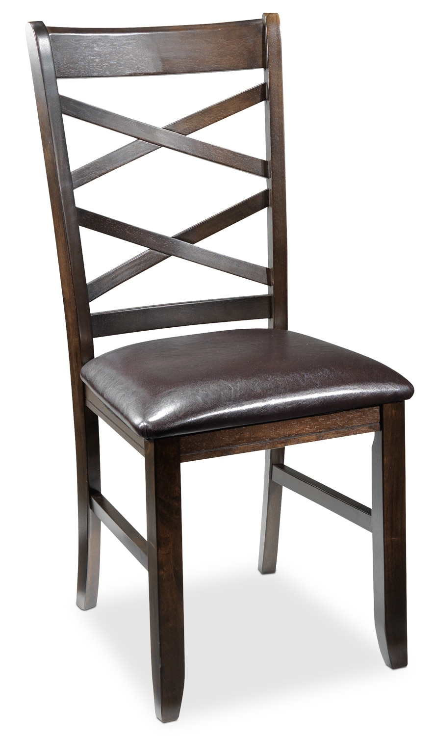 Casual Dining Room Furniture - Gina Side Chair