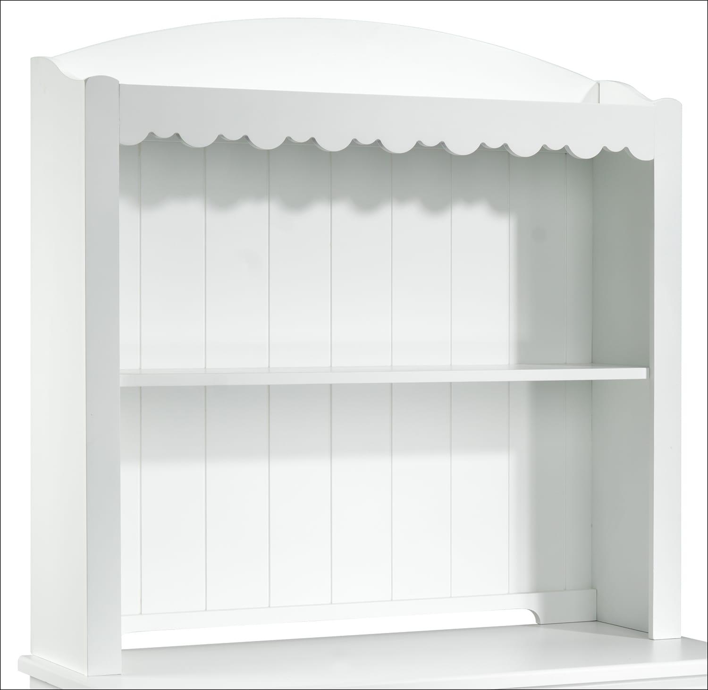 Meubles juvéniles - Sweetdreams Huche de bureau - blanc