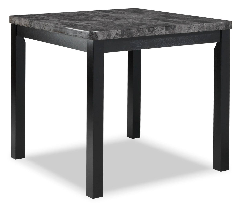 Casual Dining Room Furniture - Martina Pub Table - Black