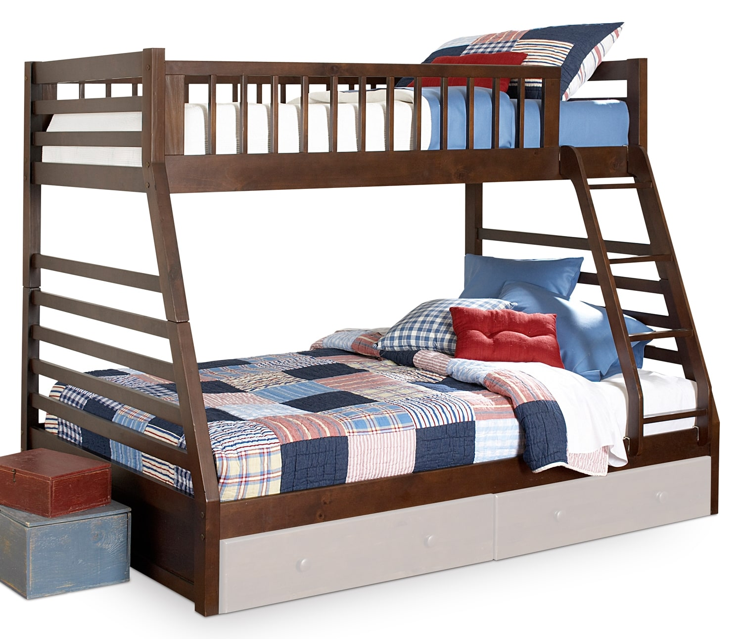 starship bunk bed set