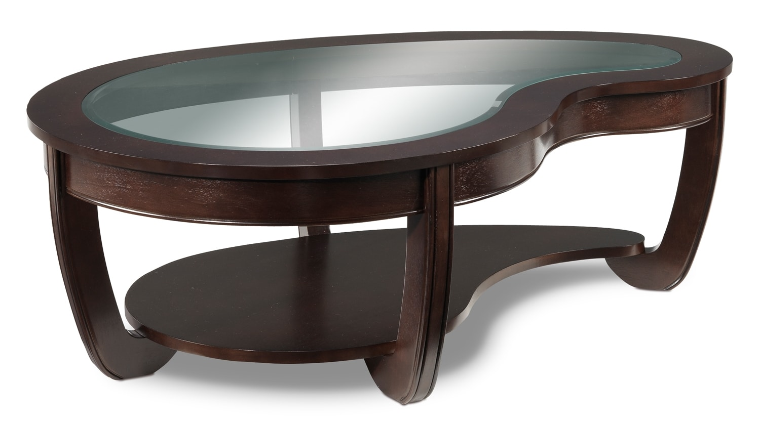 Kitson Coffee Table - Cherry