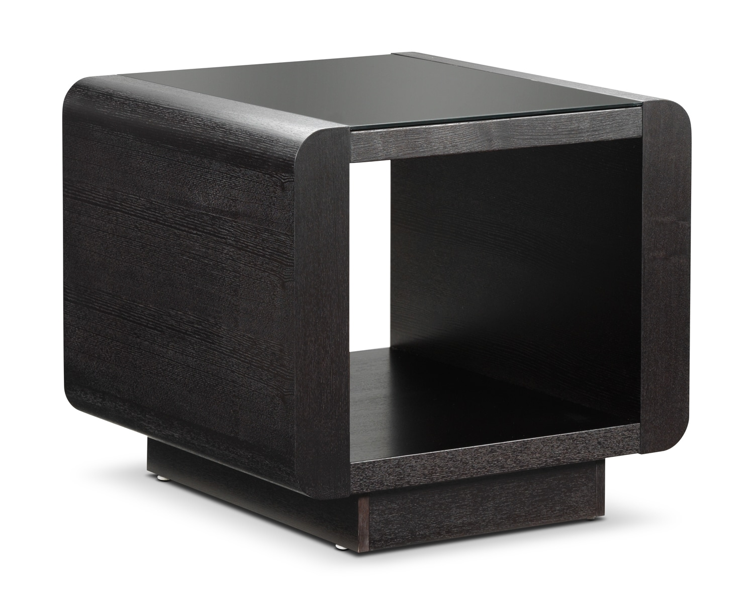 Park Avenue End Table - Espresso