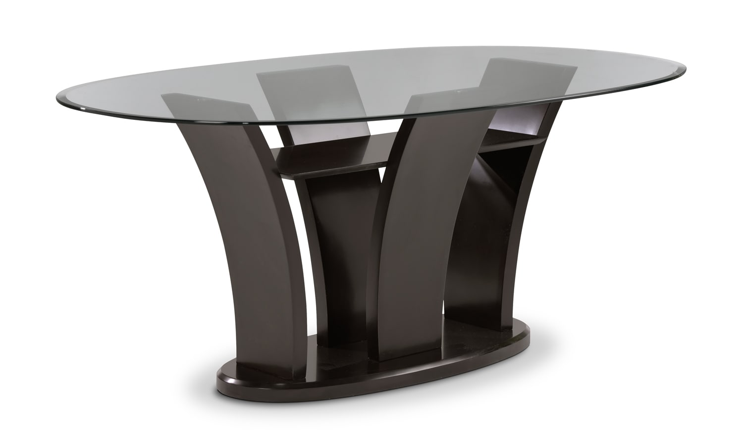 Casual Dining Room Furniture - Palms Table - Espresso
