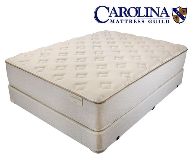 [Hotel Supreme Firm Queen Mattress/Boxspring Set]