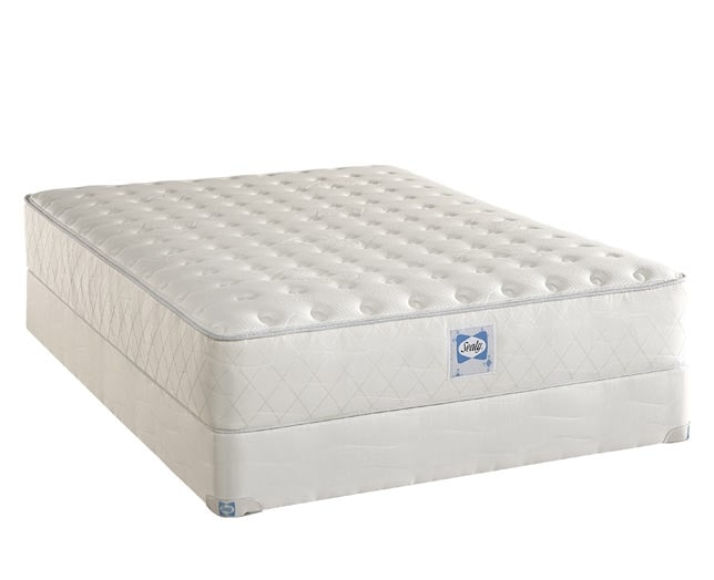[Supreme Firm Queen Mattress/Boxspring Set]