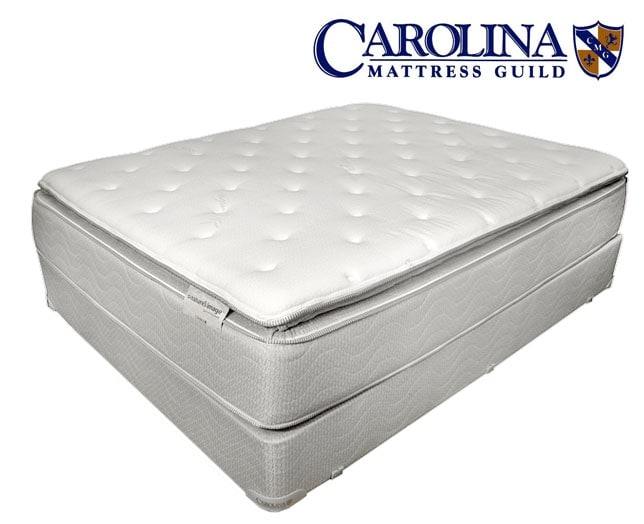 [Hotel Supreme Pillow Top Full Mattress/Boxspring Set]