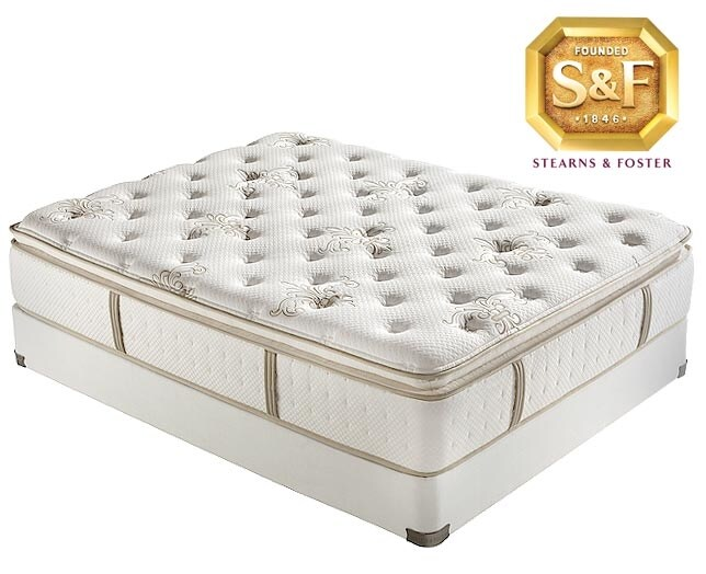 [C Series Luxury Firm EPT Twin Mattress/Boxspring Set]