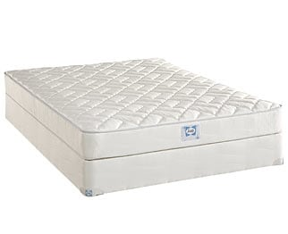 [Luxury Series Firm Queen Mattress/Boxspring Set]