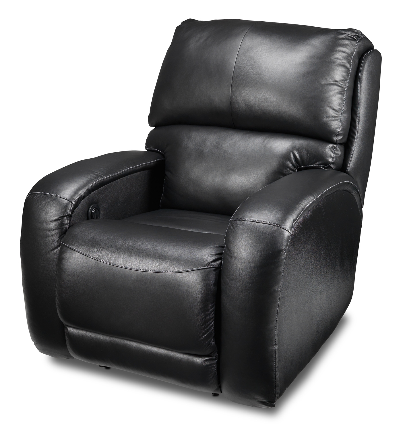 [Fabian Power Recliner - Black]