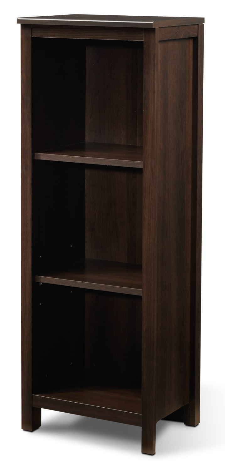 Kids Furniture - Teen Angel Pier Bookcase - Mocha