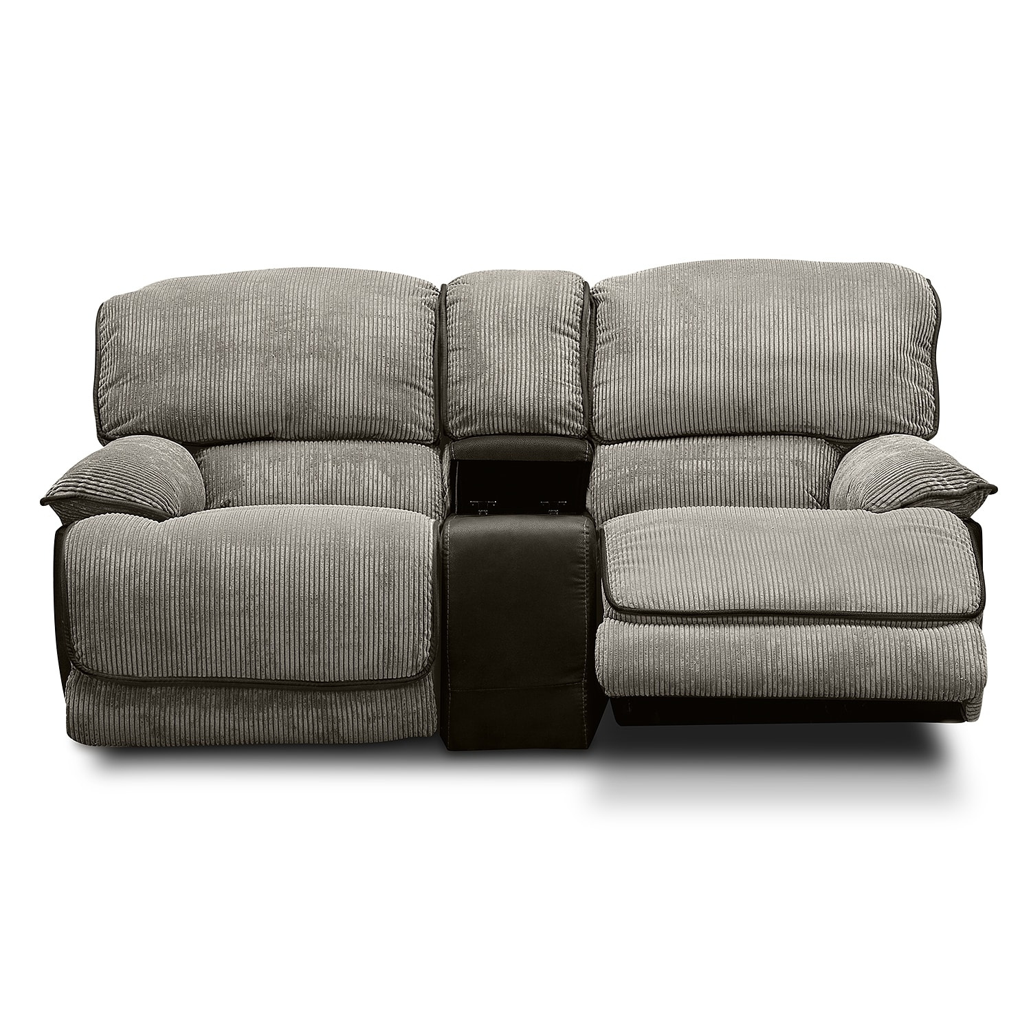 Laguna Ii Gliding Reclining Loveseat Value City Furniture