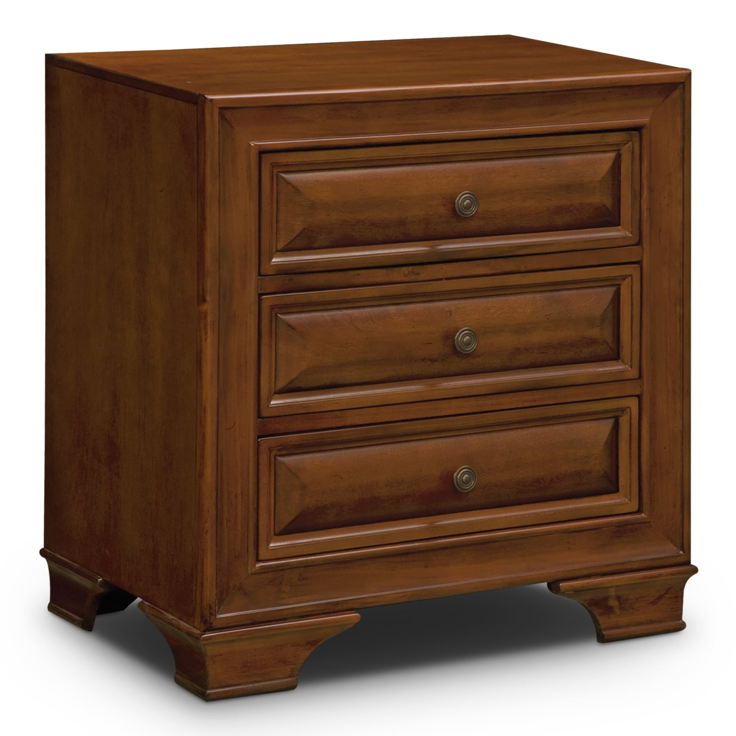 sanibelle bedroom nightstand value city furniture