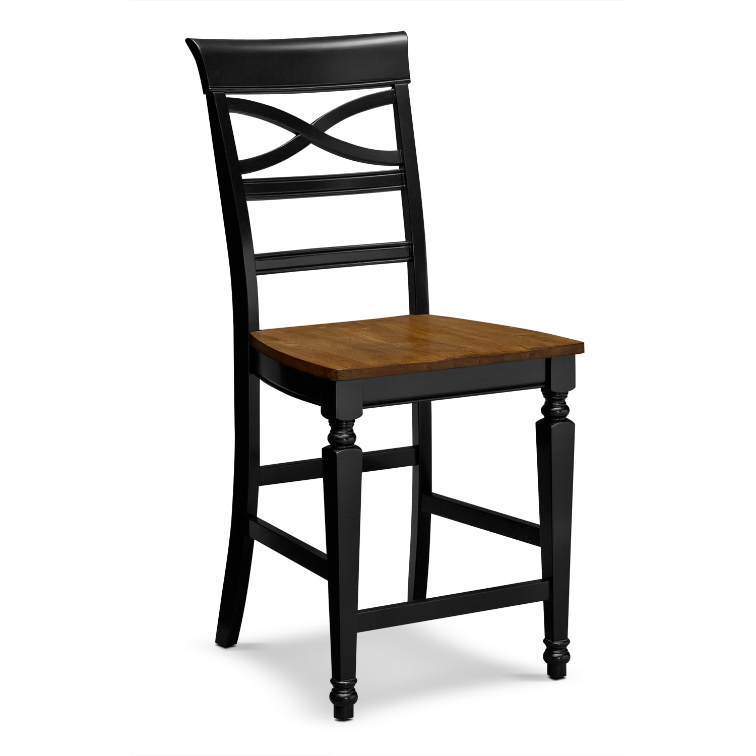 Counter Height Vs Bar Stool : Chesapeake Dining Room Counter-Height Stool - Value City Furniture