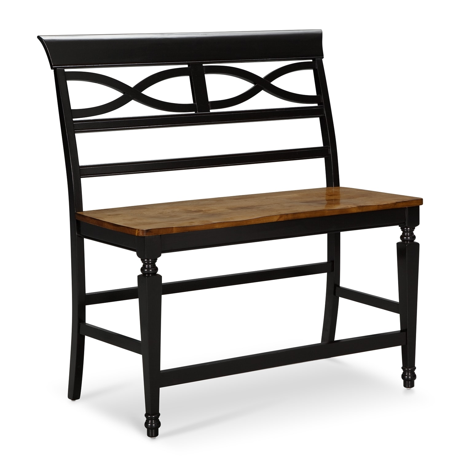 Dining Room Furniture - Chesapeake Counter-Height Bench