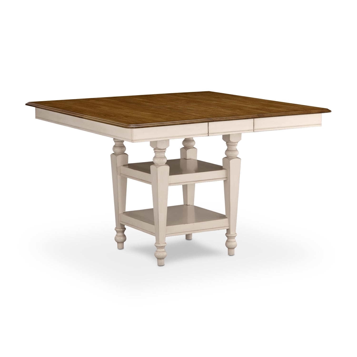Value city furniture for Tall dining table