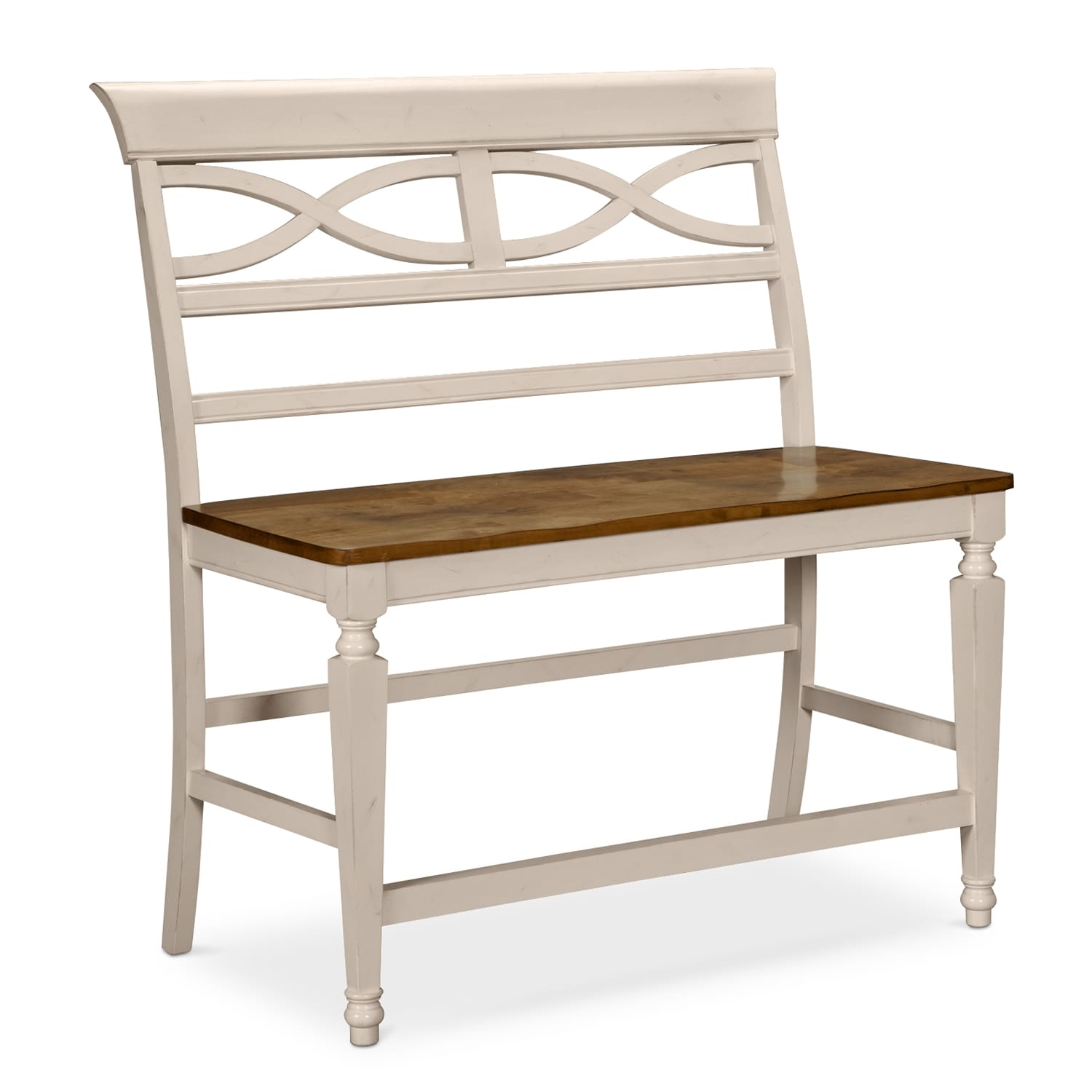 Value city furniture Counter height bench
