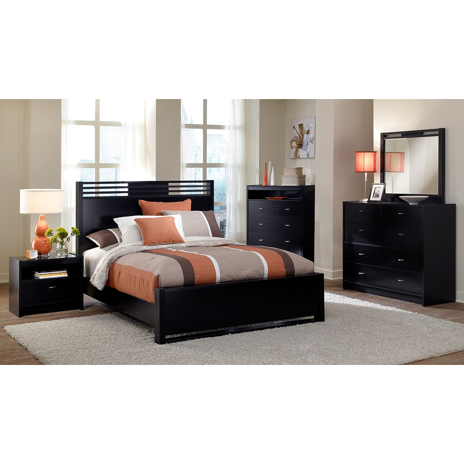 bally nightstand espresso by factory outlet