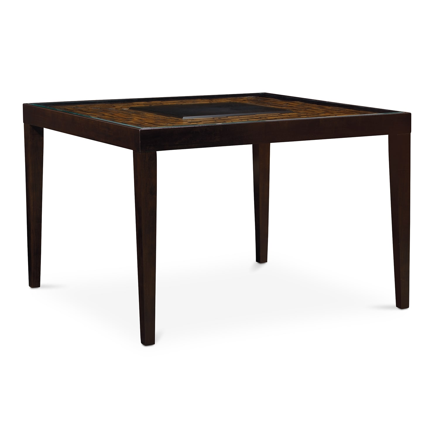 Cyprus ii dining room counter height table value city furniture - Height dining room table ...