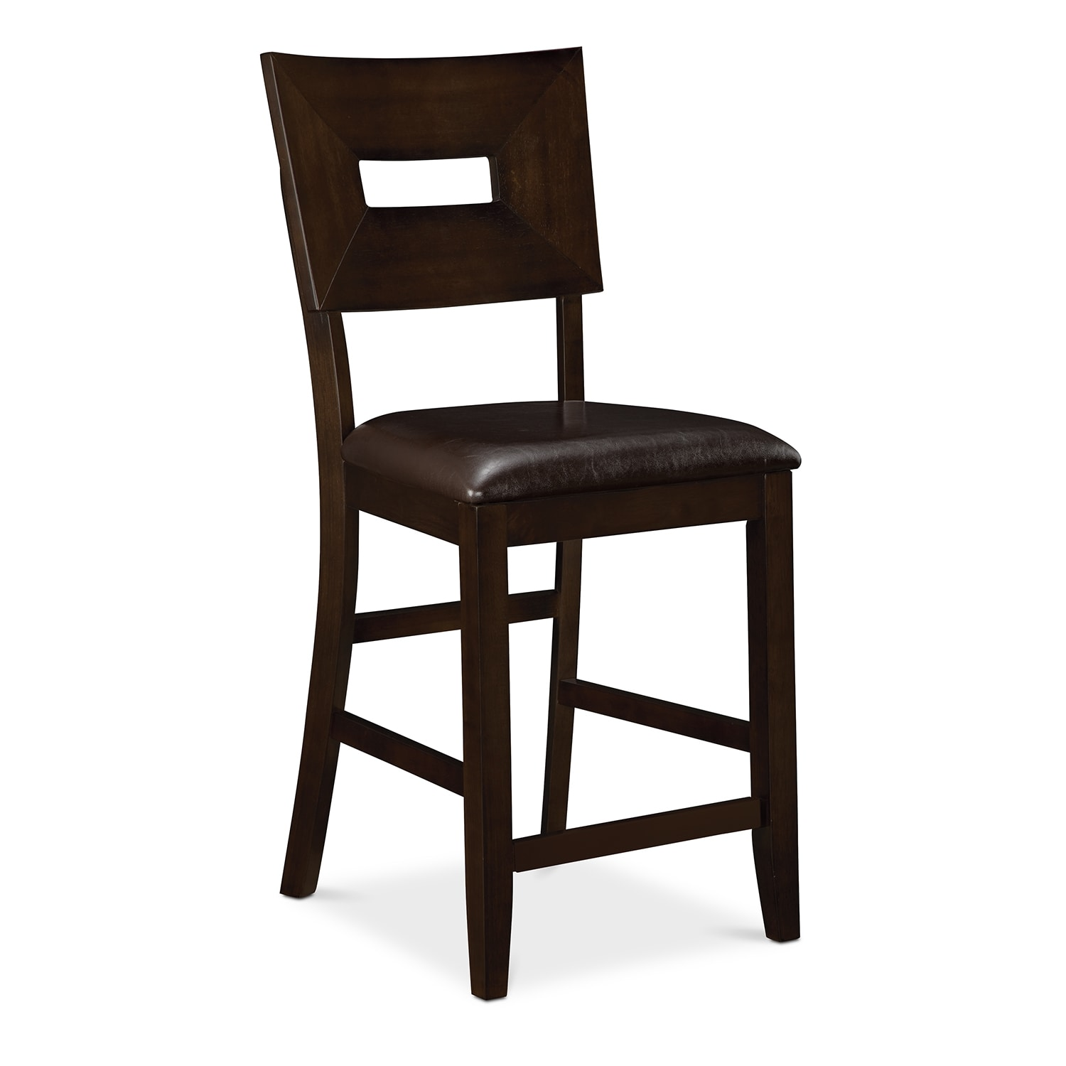 Cyprus II Counter-Height Stool Value City Furniture