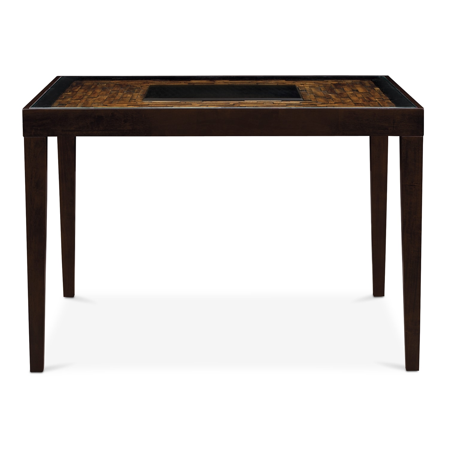 Signature Furniture Cyprus II Dining Room Counter Height Table
