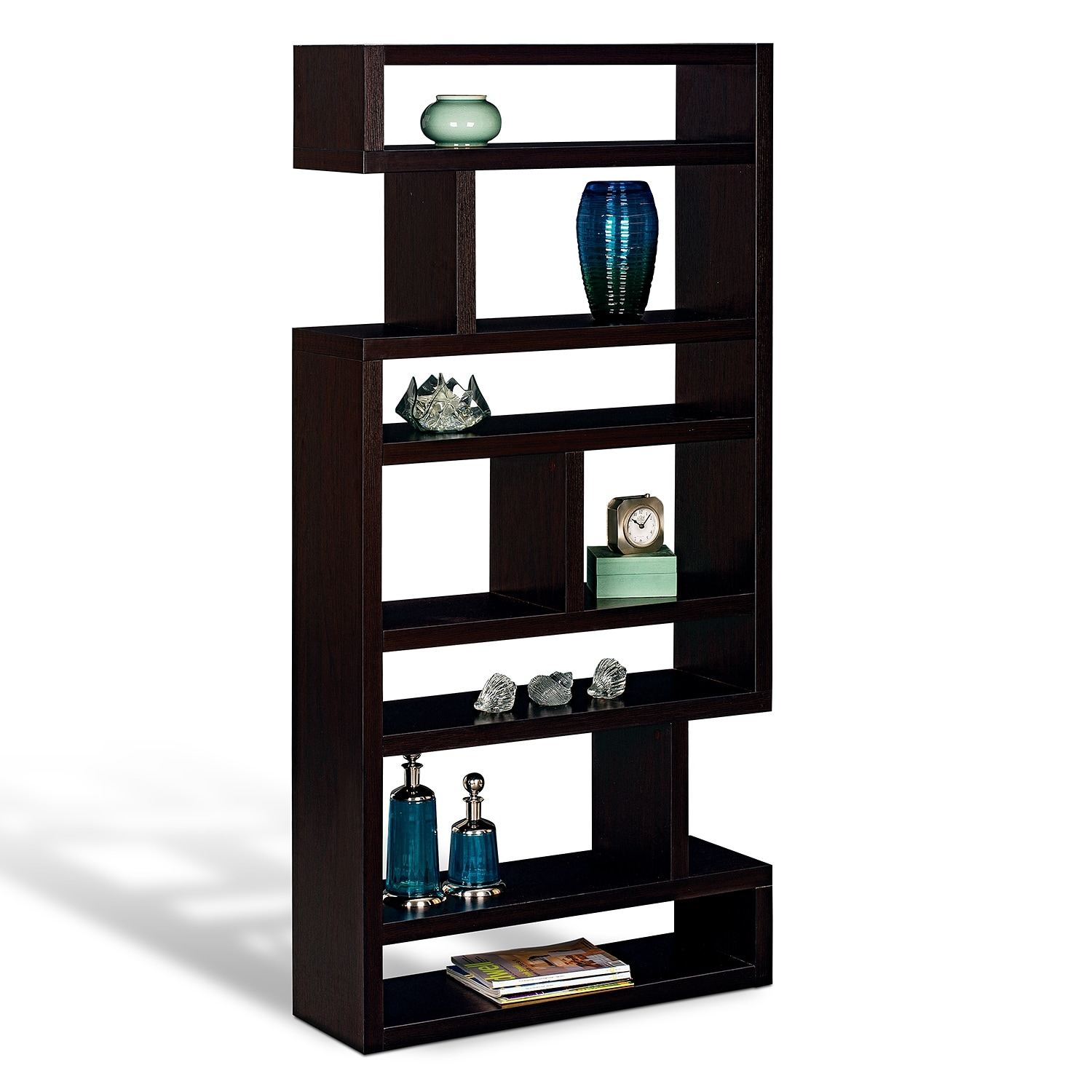 Magma Accent Pieces Large Bookcase - Value City Furniture