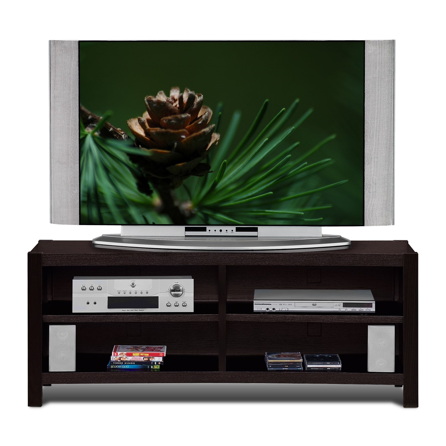 Tv stands media centers accent furniture value city Tv media stands