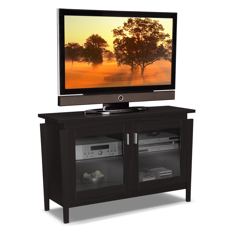 saber 48 quot tv stand value city furniture