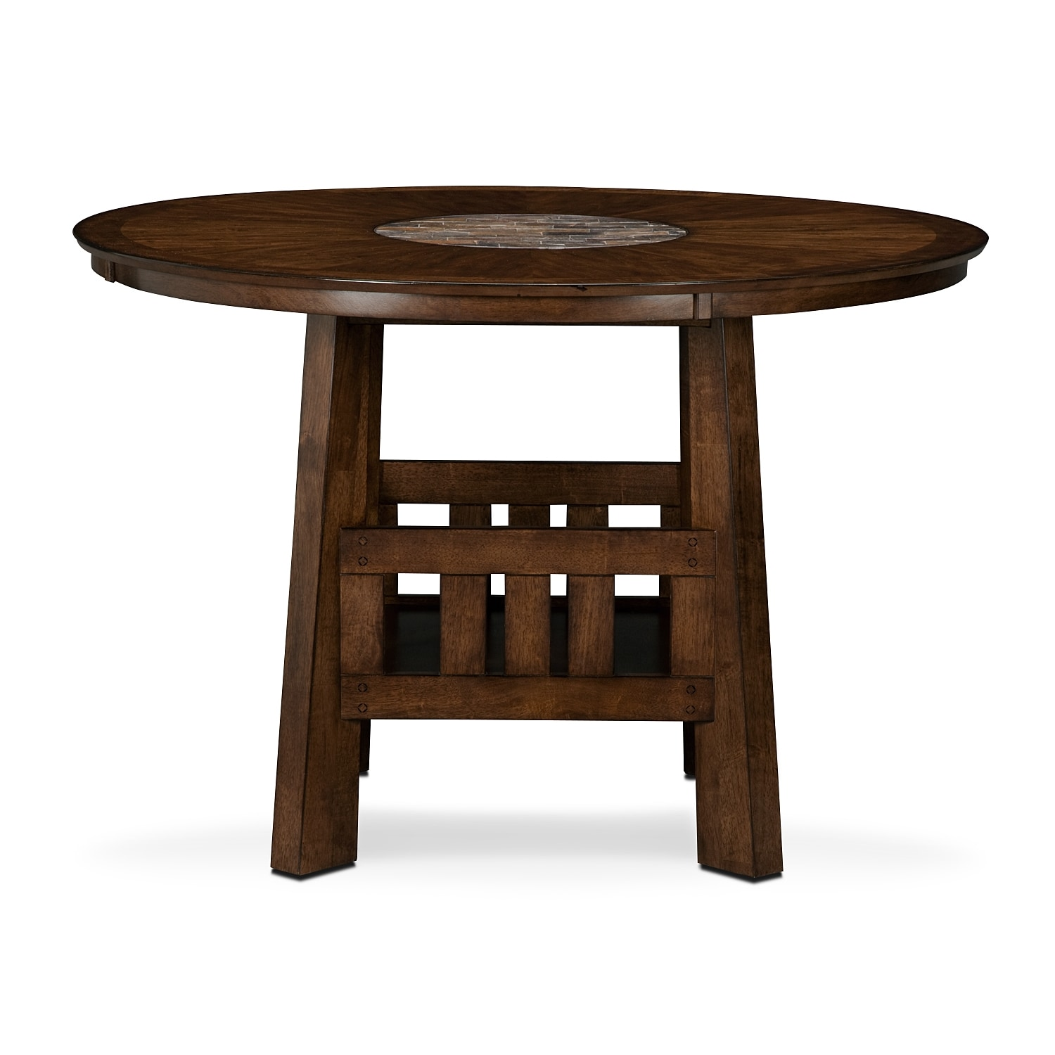 Counter Table Furniture : Harbor Pointe Counter-Height Table  Value City Furniture
