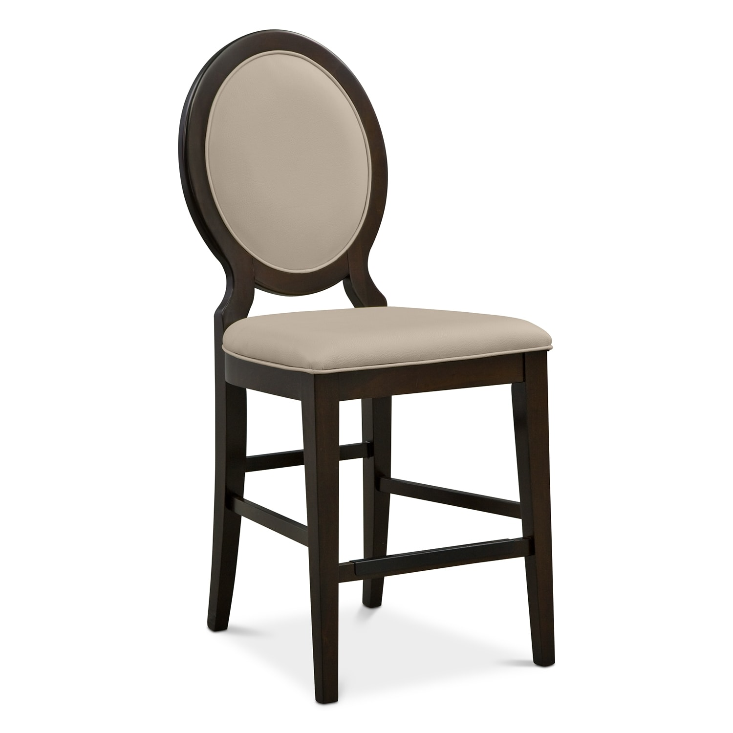 Counter Height Vs Bar Stool : ... Signature Furniture - Cosmo II Dining Room Counter-Height Stool