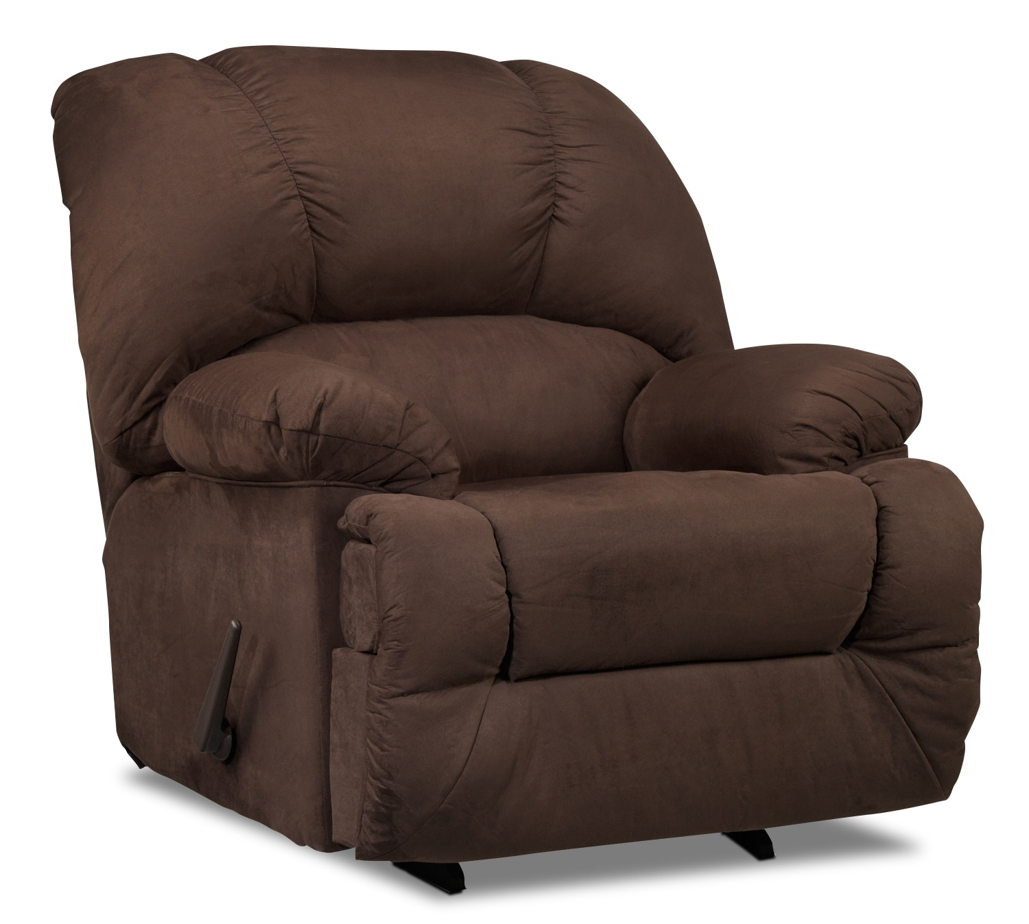 Accent and Occasional Furniture - Adrienne Rocker Recliner - Brown
