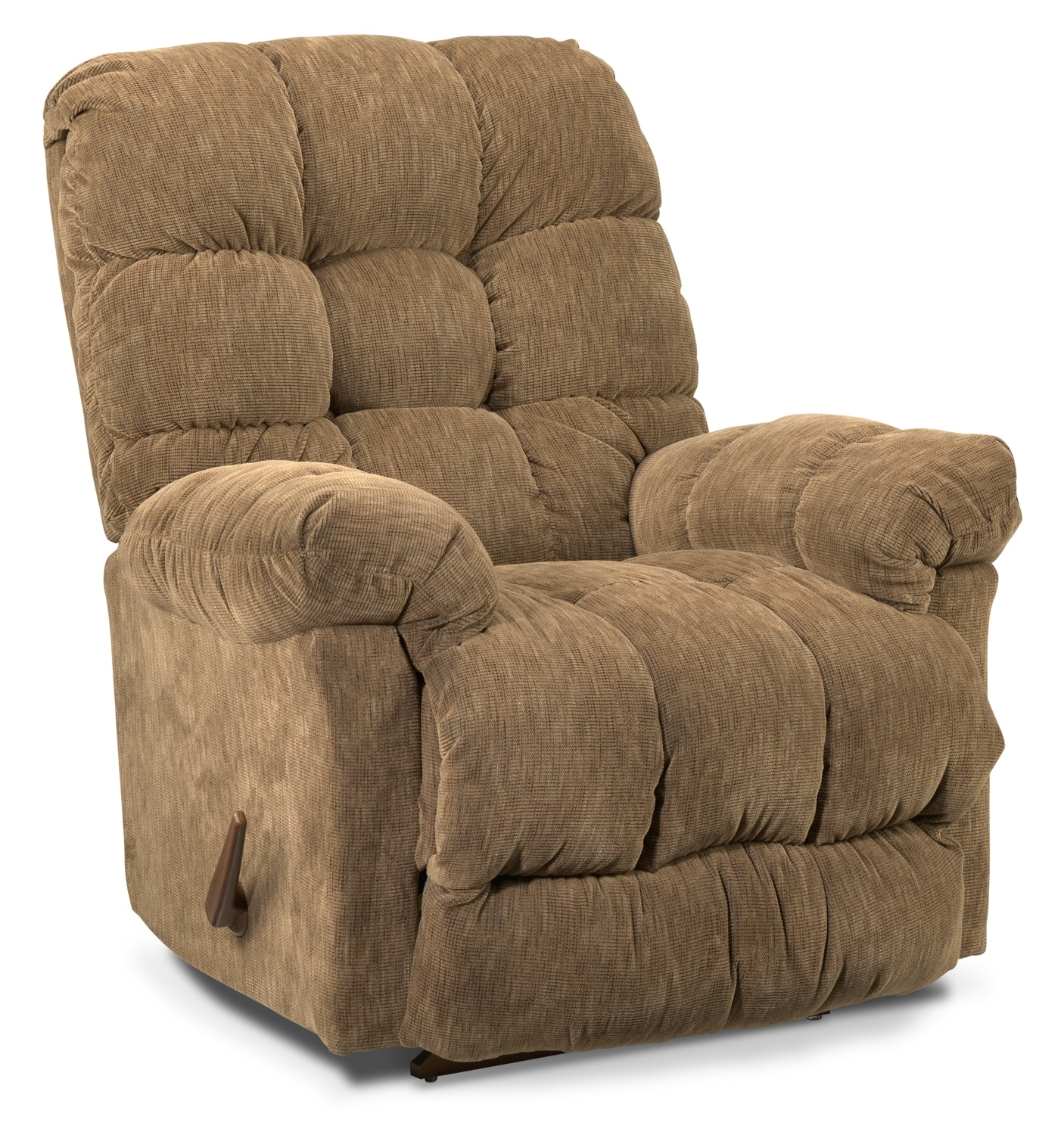 [Holly Rocker Recliner - Beige]