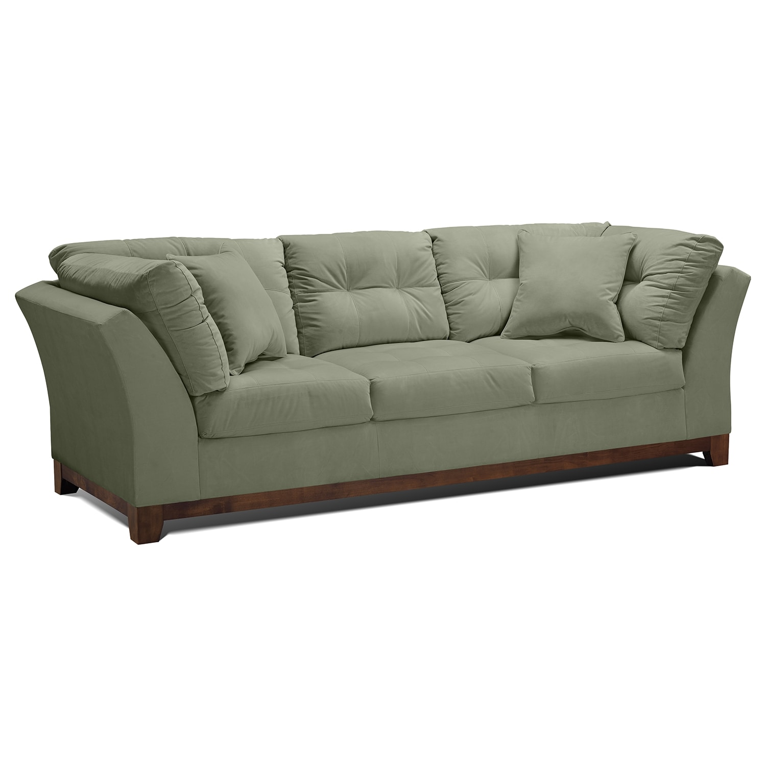 Solace Spa Upholstery Sofa Value City Furniture