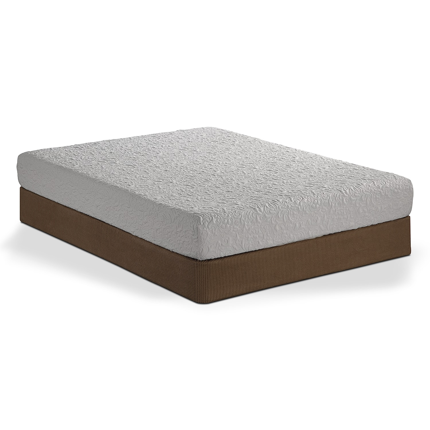 And Bedding Icomfort Insight Queen Mattresssplit Foundation Set Bed Mattress Sale