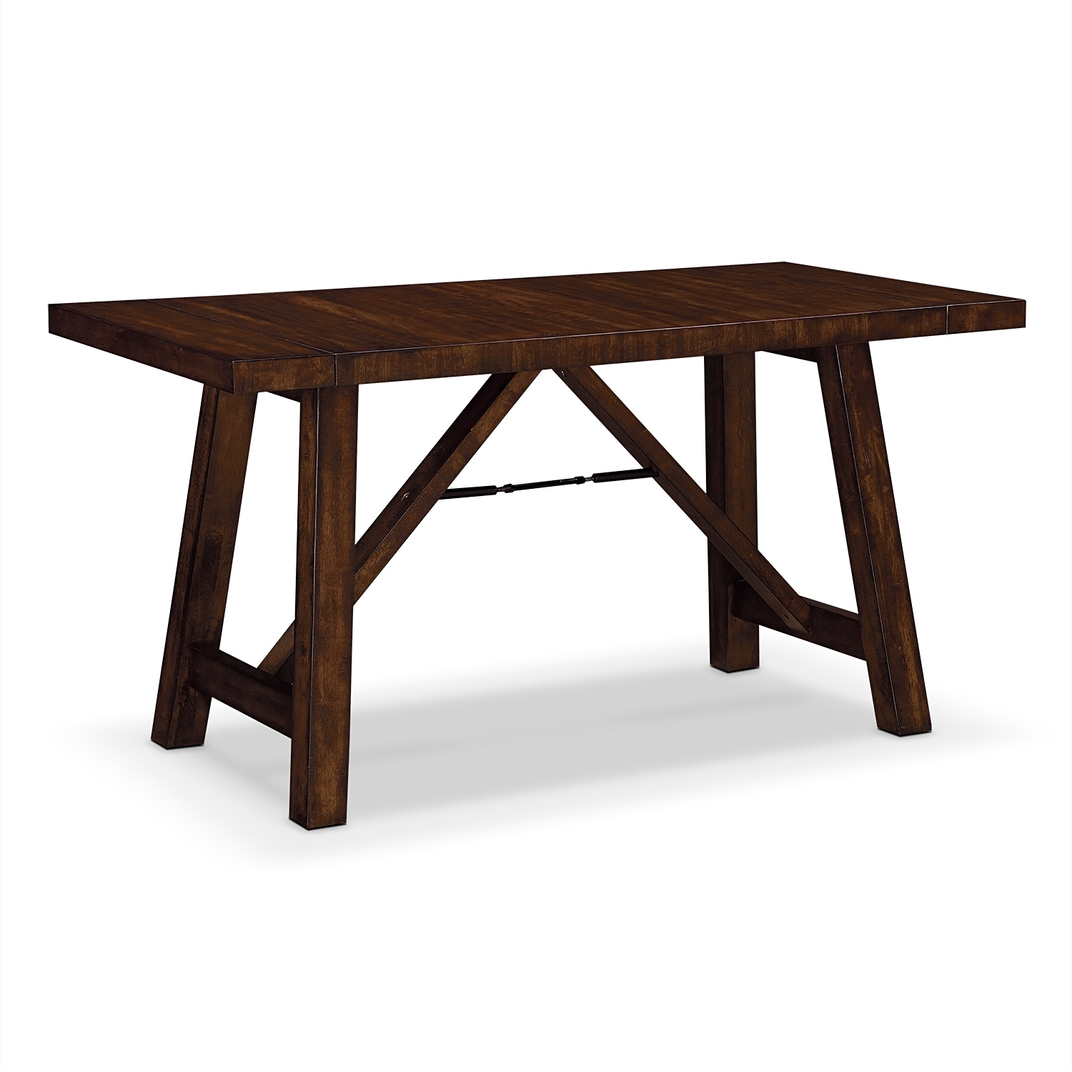 Counter Height Rustic Table : Height Dining Room Sets likewise Rustic Counter Height Dining Table ...