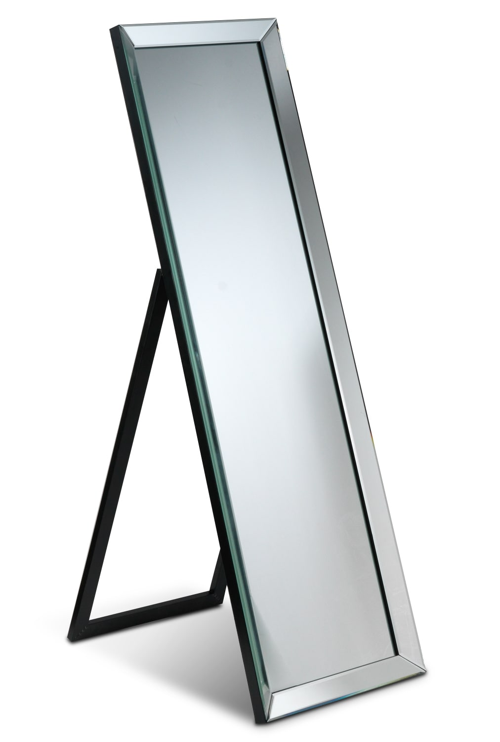 Mirrors leon 39 s for Standing glass mirror