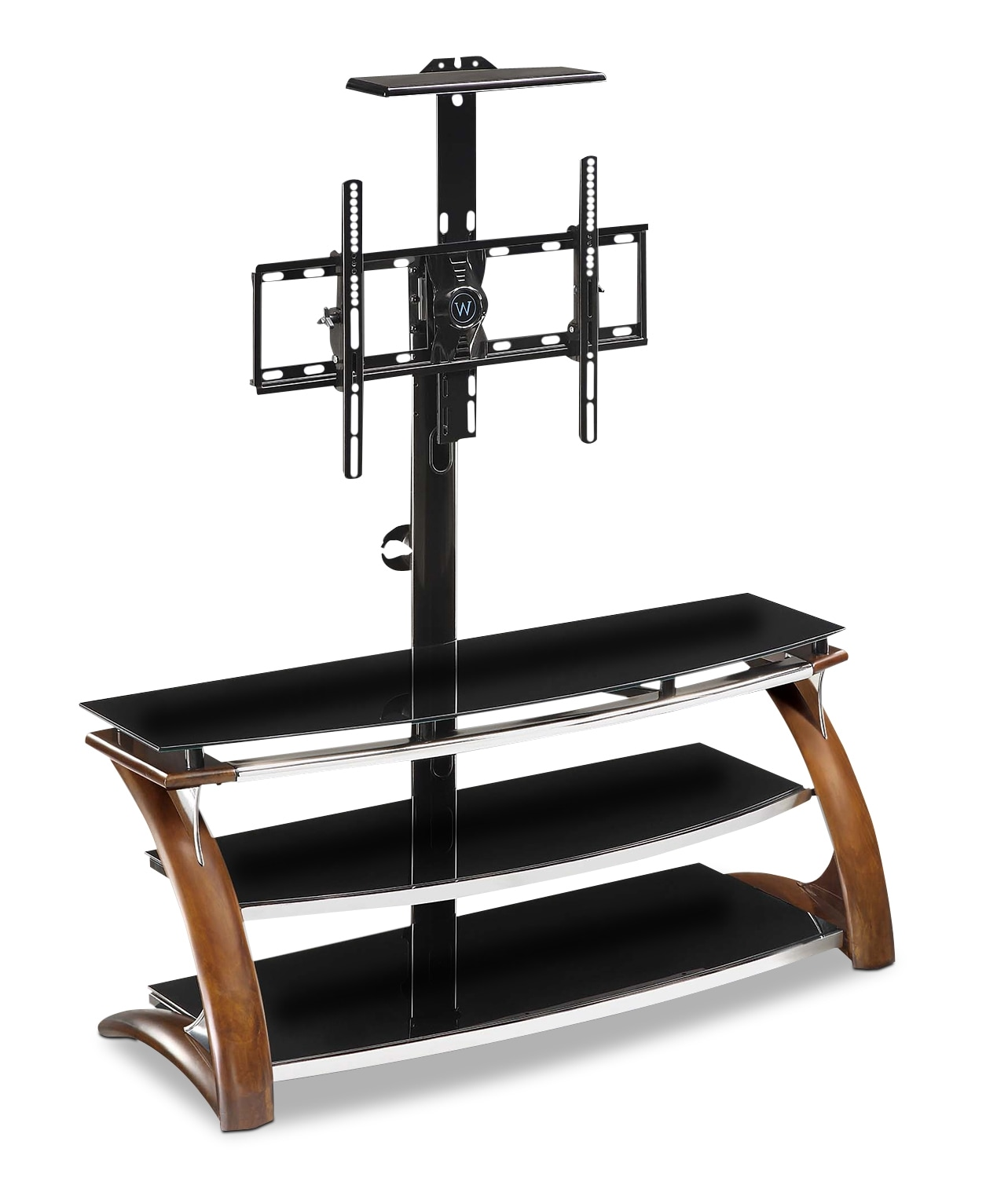 Lucas TV Stand - Brown