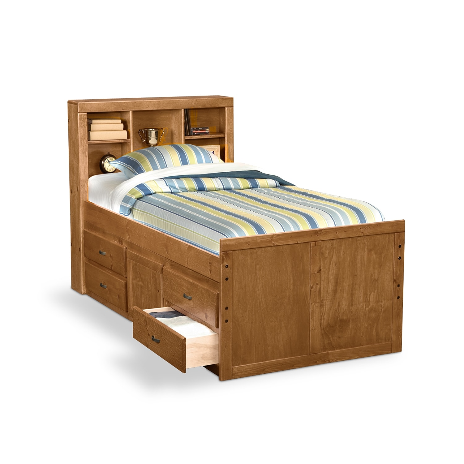 Coming soon for Twin bed with storage