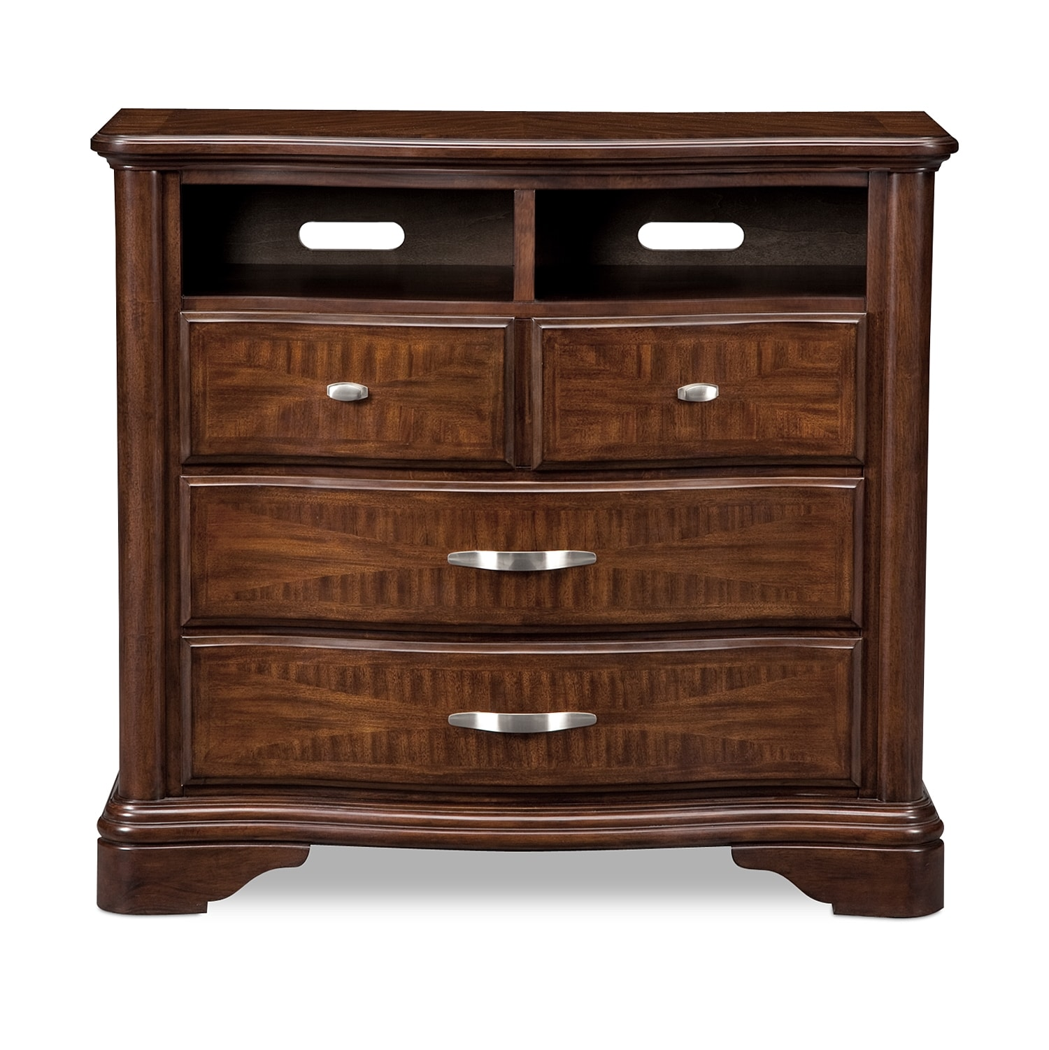 bedroom furniture vanderbilt media chest
