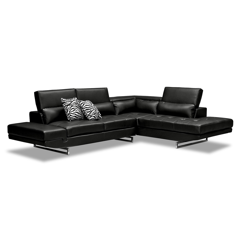 Magnificent Value City Leather Sectional Spiritservingveterans Wood Chair Design Ideas Spiritservingveteransorg